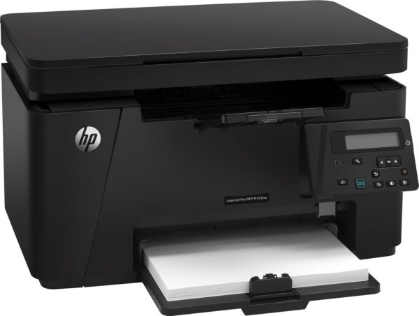 HP LJ Pro MFP m125