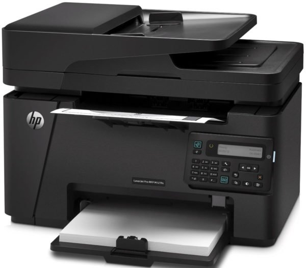 HP LJ Pro MFP m127