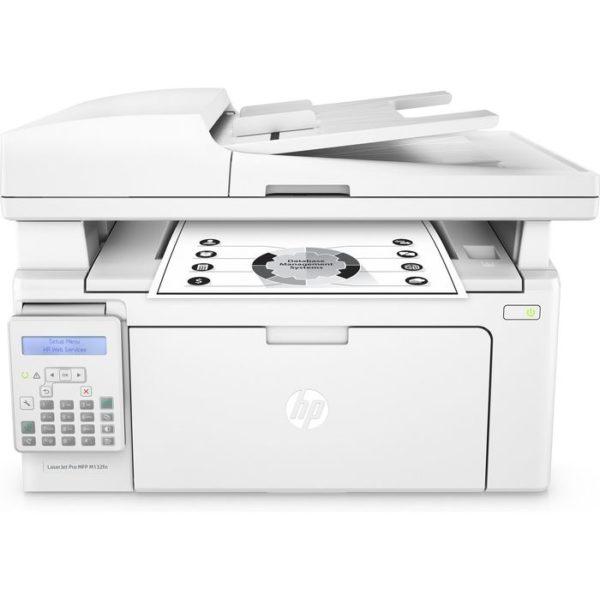 HP LJ Pro m132