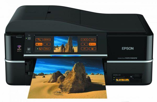 Epson Stylus Photo PX800-810FW
