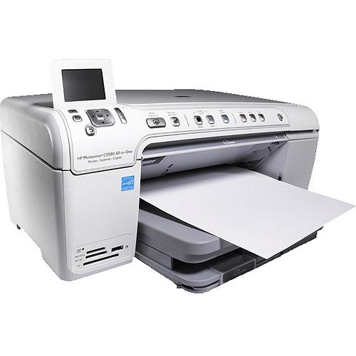 HP Photosmart C5500 / C5580