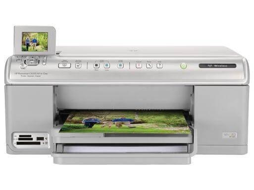 HP Photosmart C6380 Series