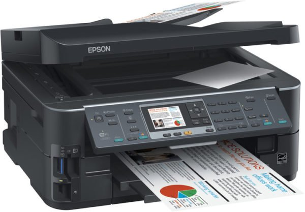 Epson Stylus Office BX635
