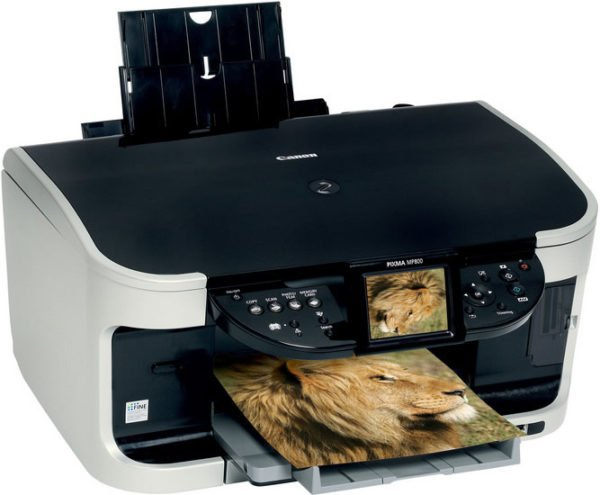 Canon PIXMA MP800 Series