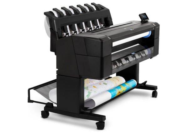 HP DesignJet T1500