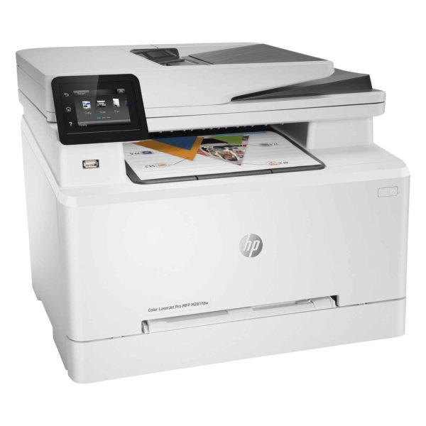 HP Color LaserJet Pro M181