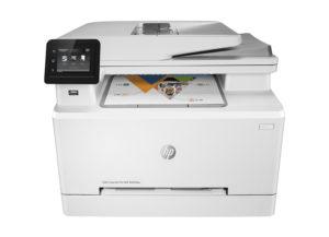 Ремонт HP Color LaserJet Pro M283fdn